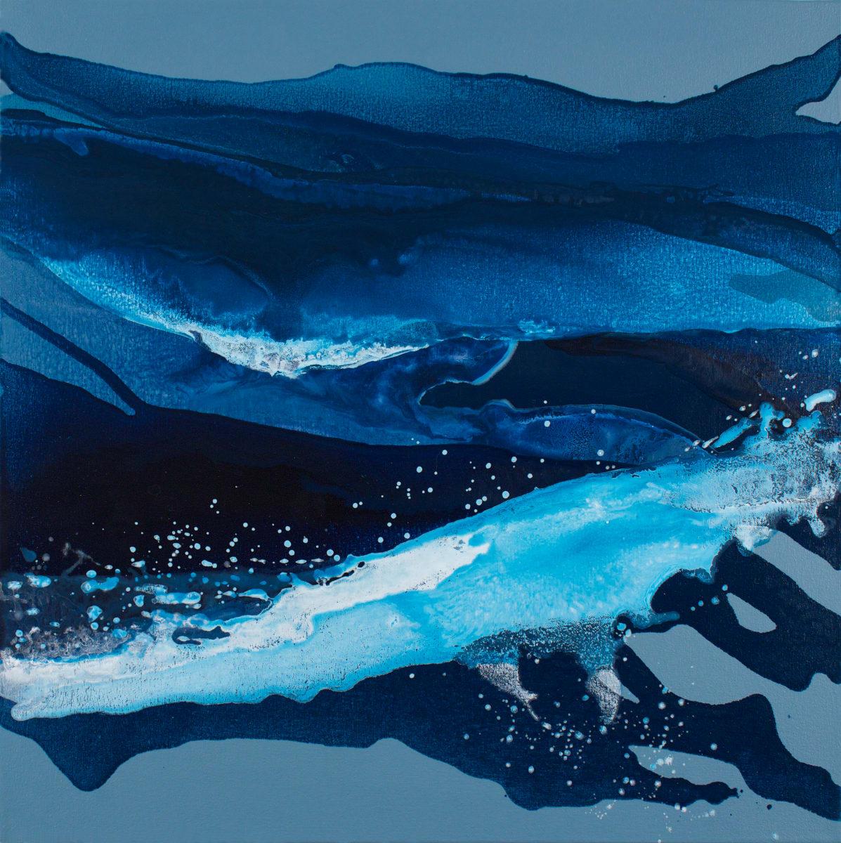 Ocean Blues by Linda Celestian