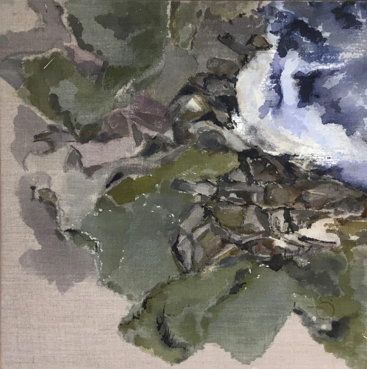 Water's Edge 4 E (Verso) by Barbara Houston