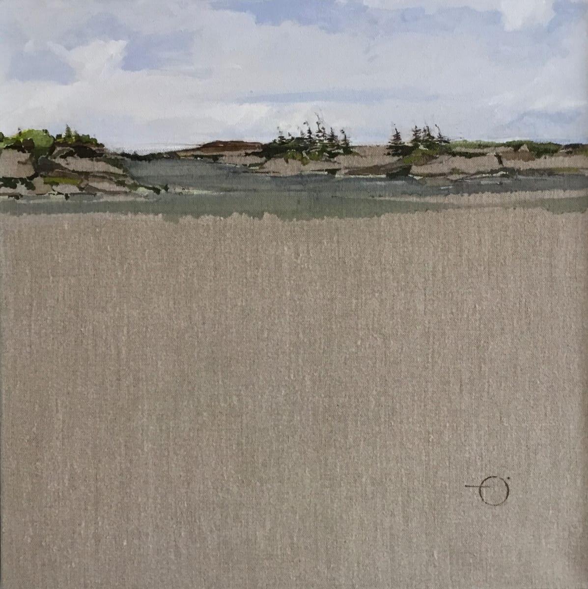 Inland Pond IP 43-41 by Barbara Houston