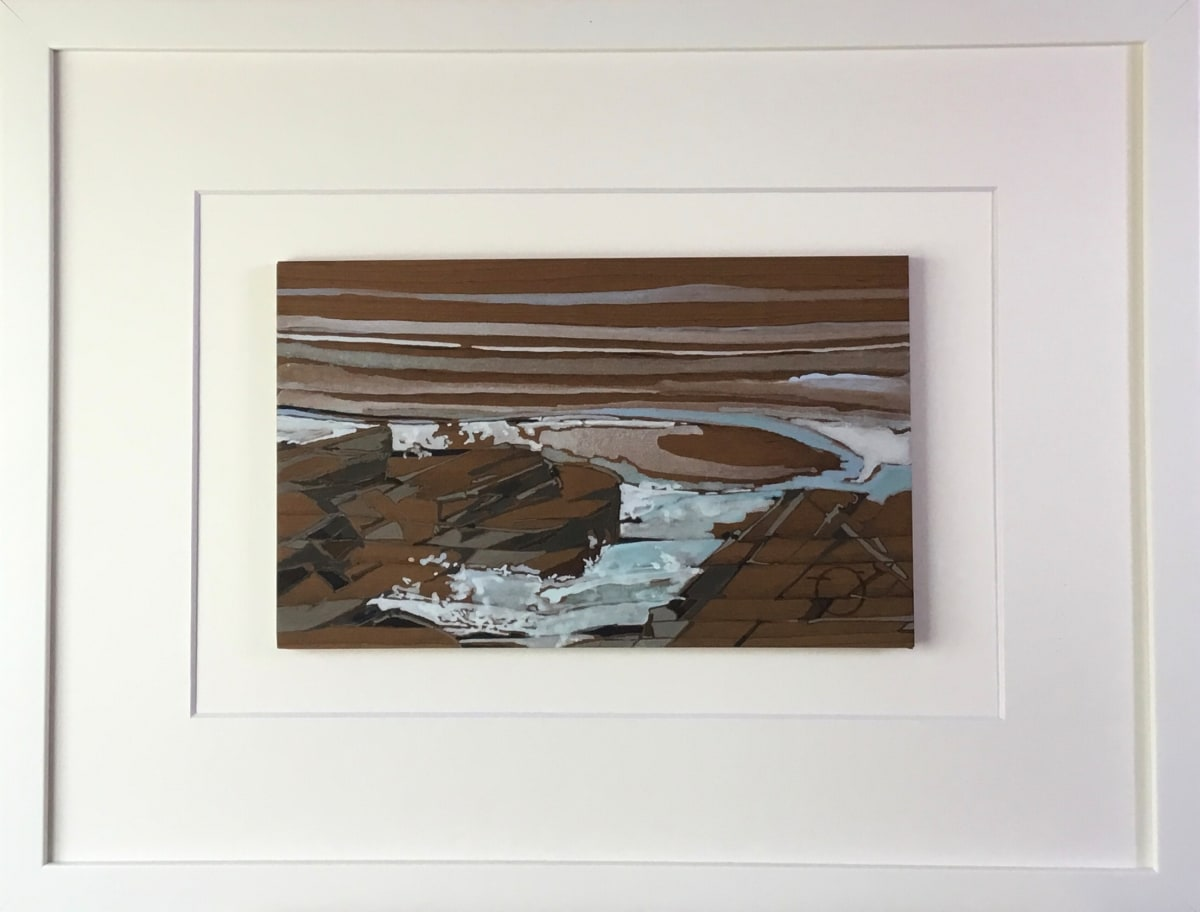 Water's Edge 1 by Barbara Houston