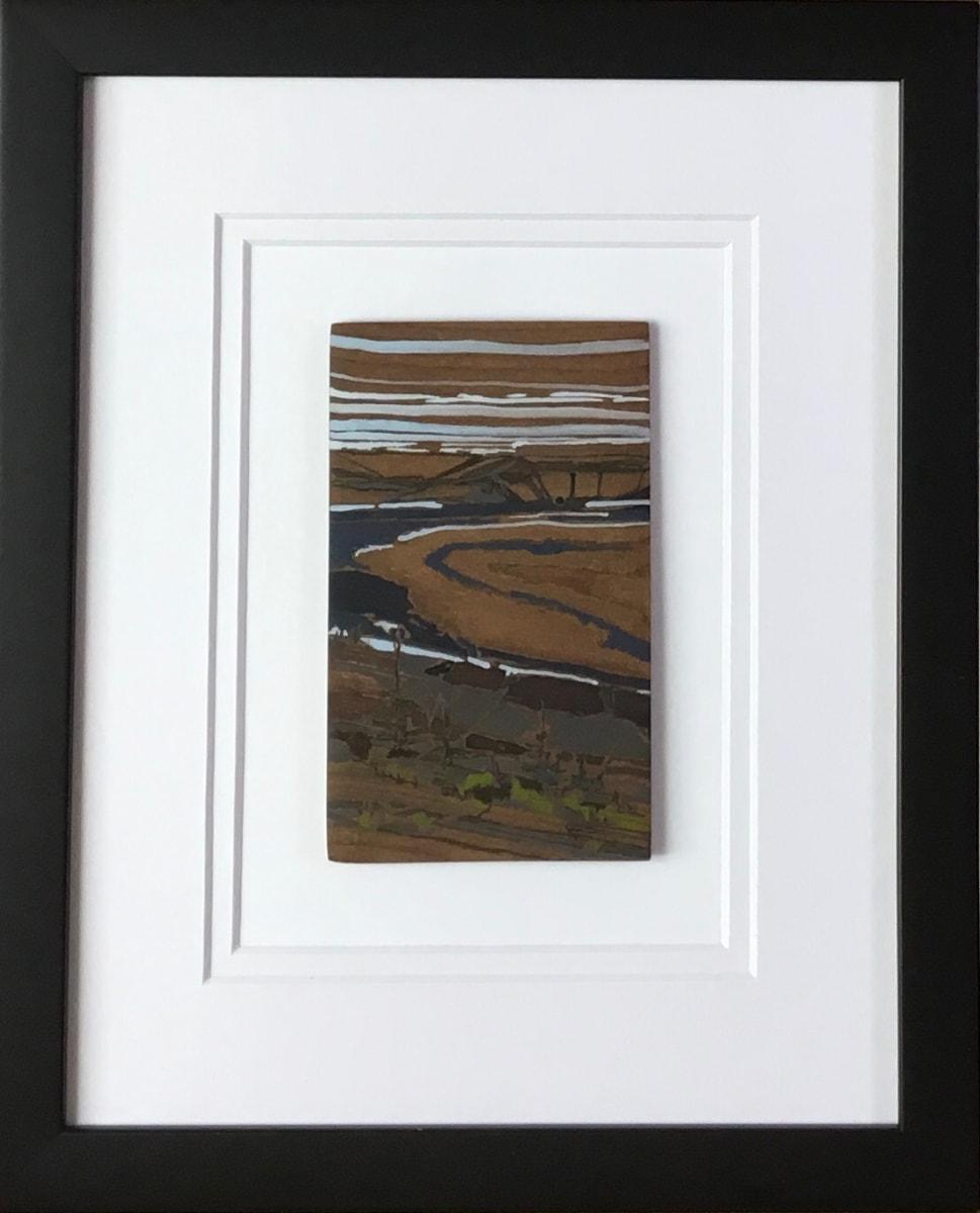 Inland Pond IP 43-23 by Barbara Houston