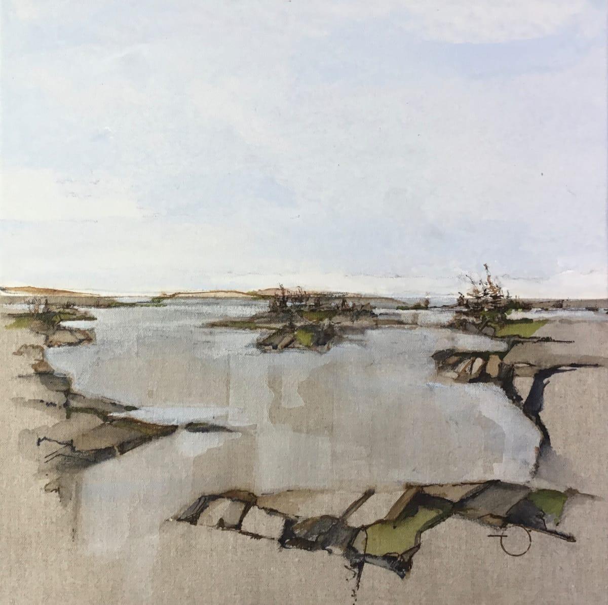 Inland Pond IP 43-33 by Barbara Houston