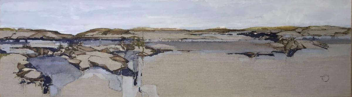 Inland Pond Series IP43-57 by Barbara Houston