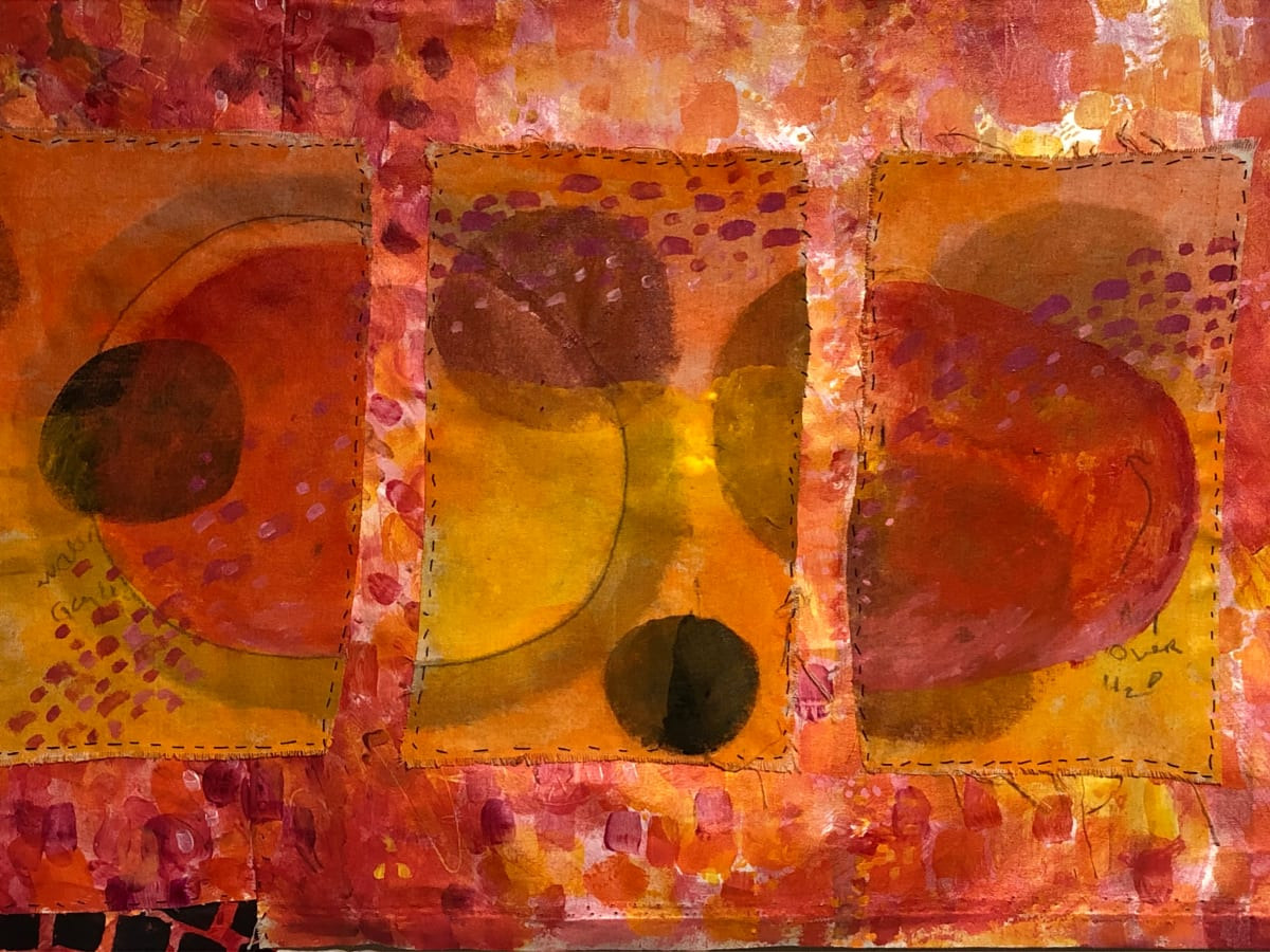 Bringing the parts together (one piece) by LR (Lynne-Rachel) Altman