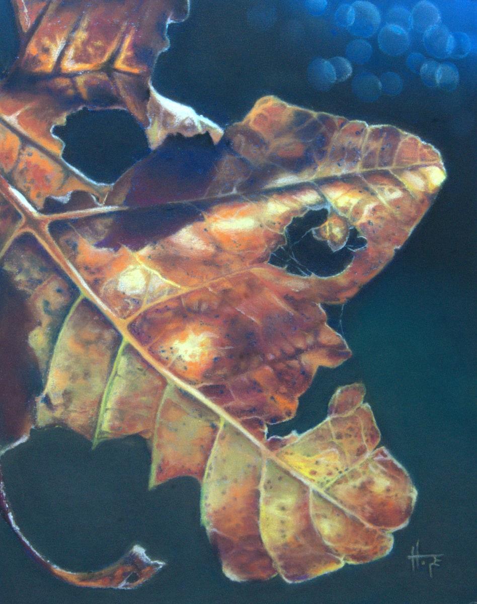 Autumn Repose III: Facing Change by Hope Martin