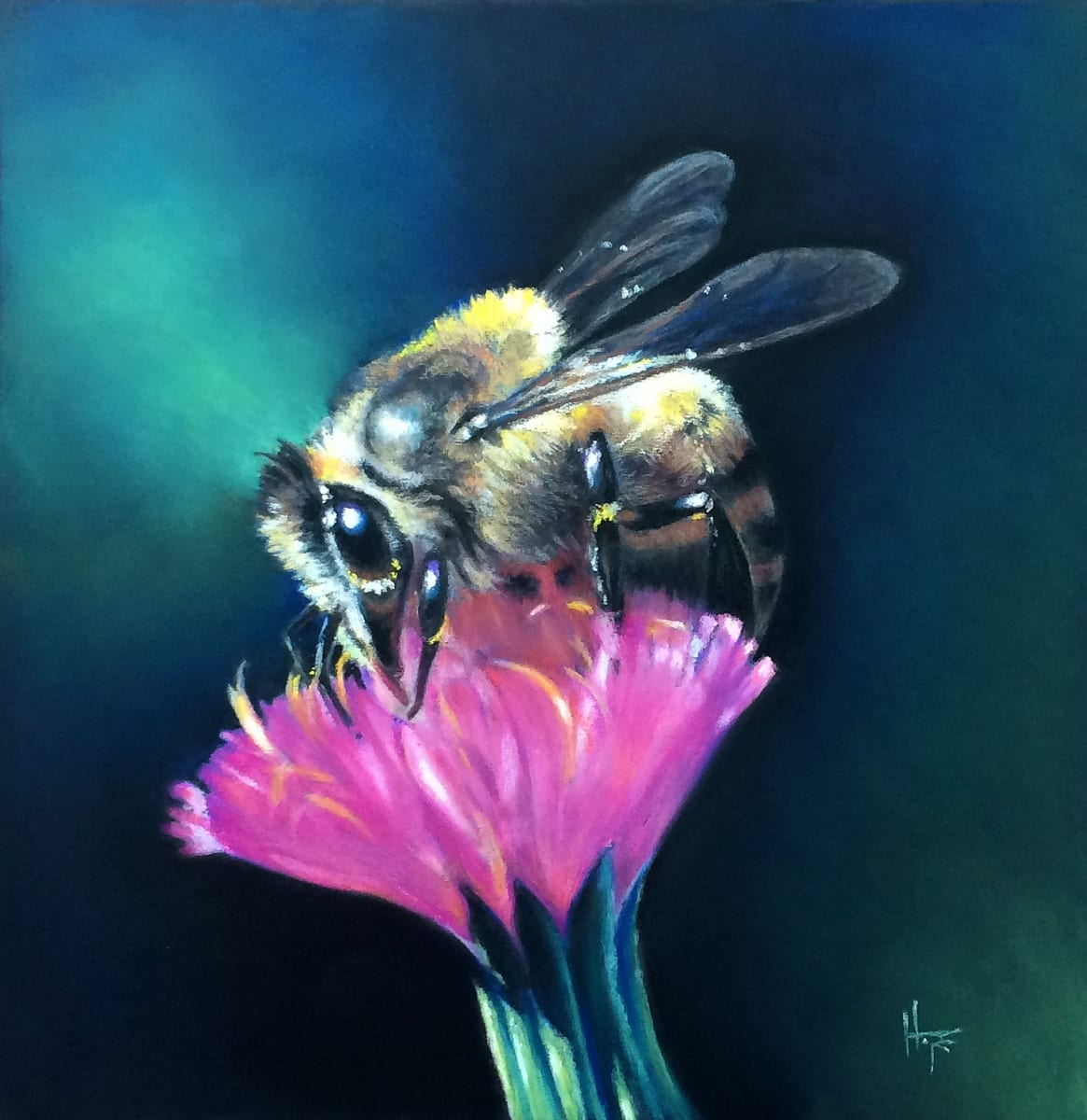 Bee Brave by Hope Martin