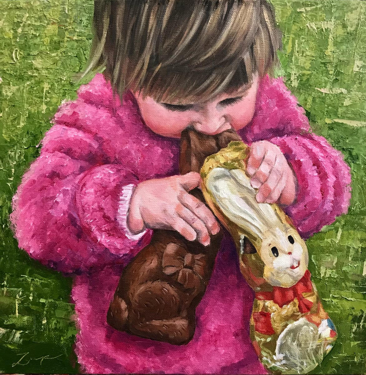 Bunny Binge by Zanya Dahl