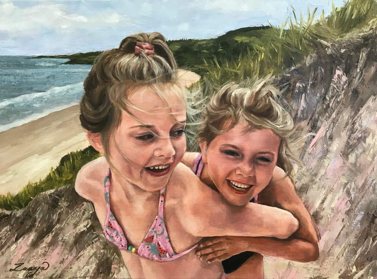 Seaside Shenanigans by Zanya Dahl