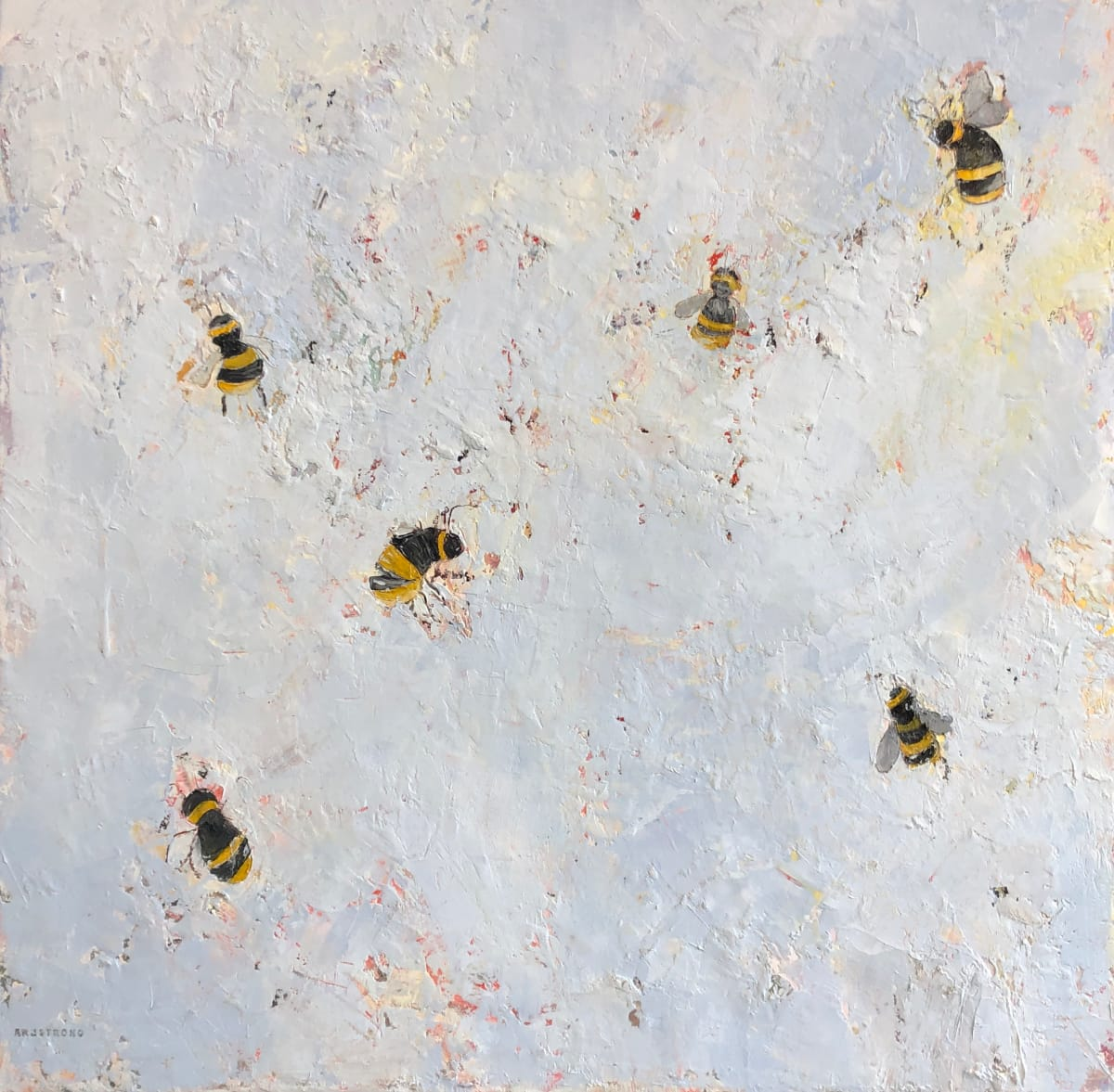 Welcome the Bees by Nancy Armstrong