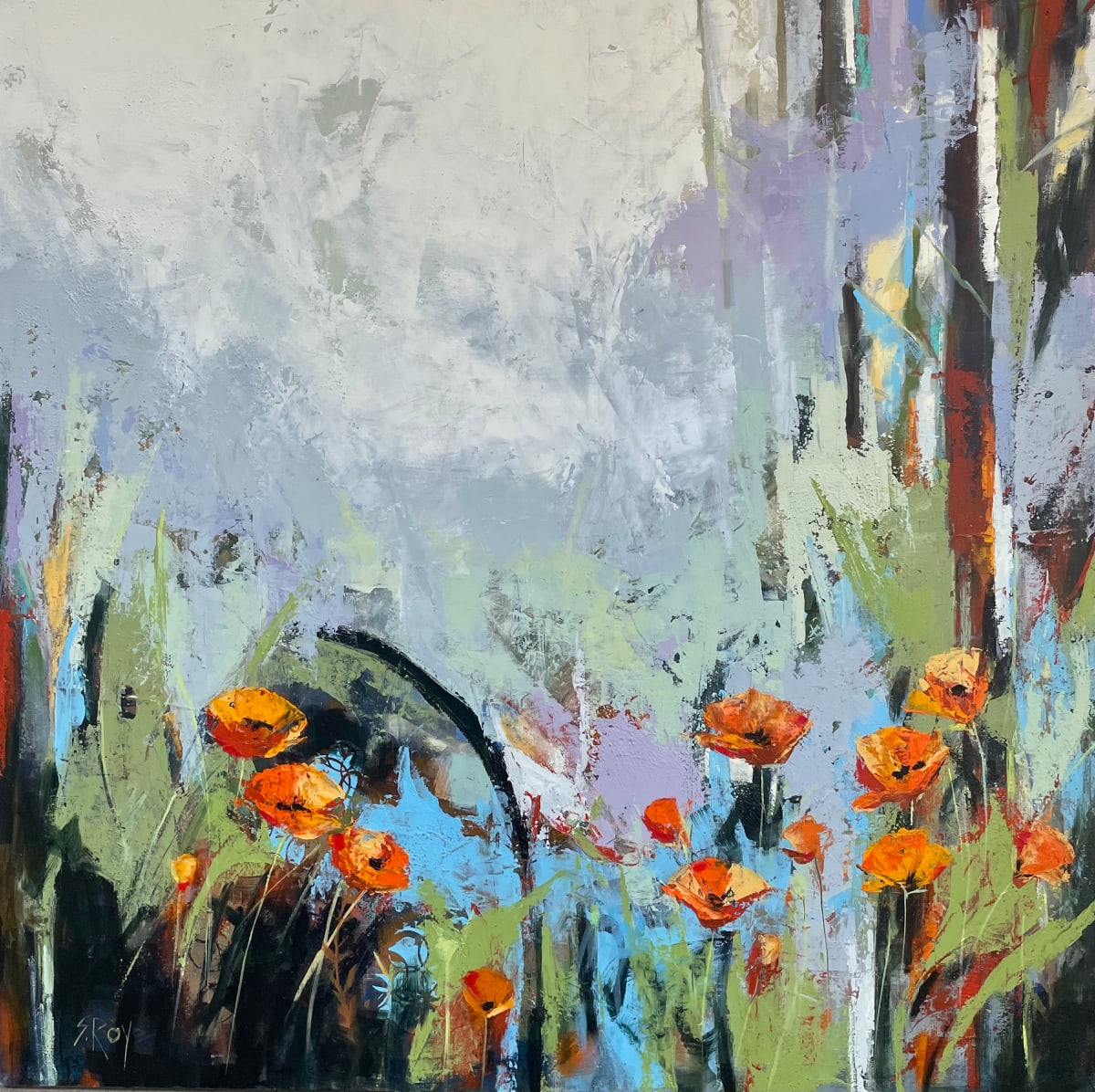 Distant Land by Sharmila Roy
