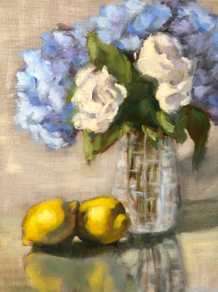 Lemon Blues by Susan Westmoreland