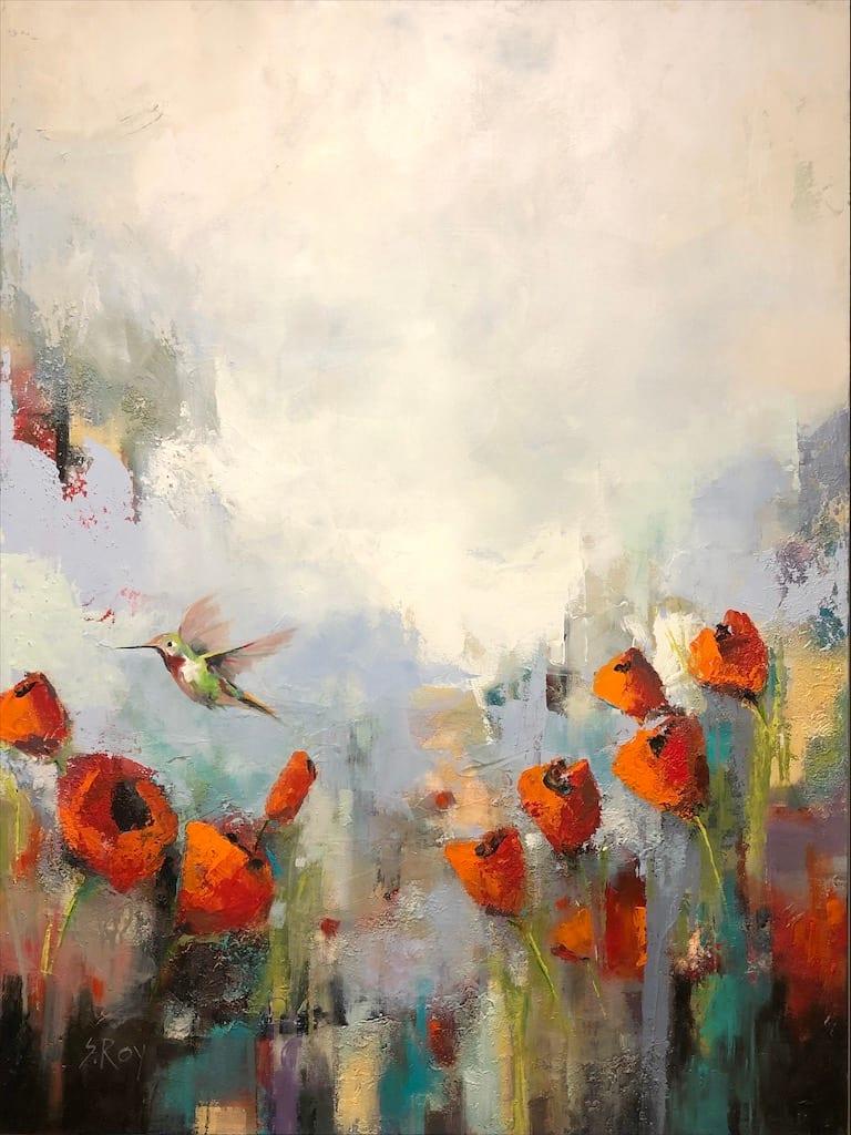Nature's Splendor by Sharmila Roy