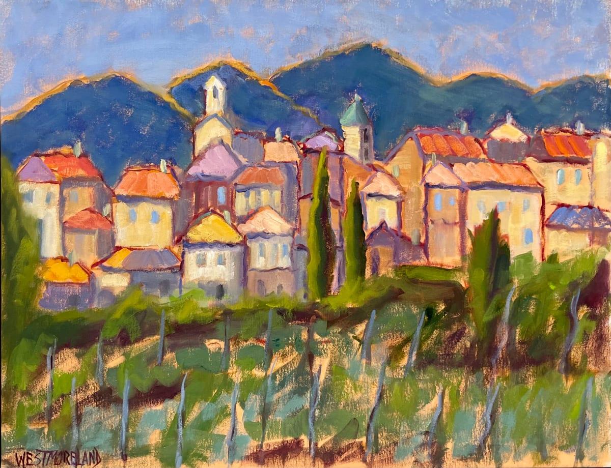 Lourmarin France by Susan Westmoreland