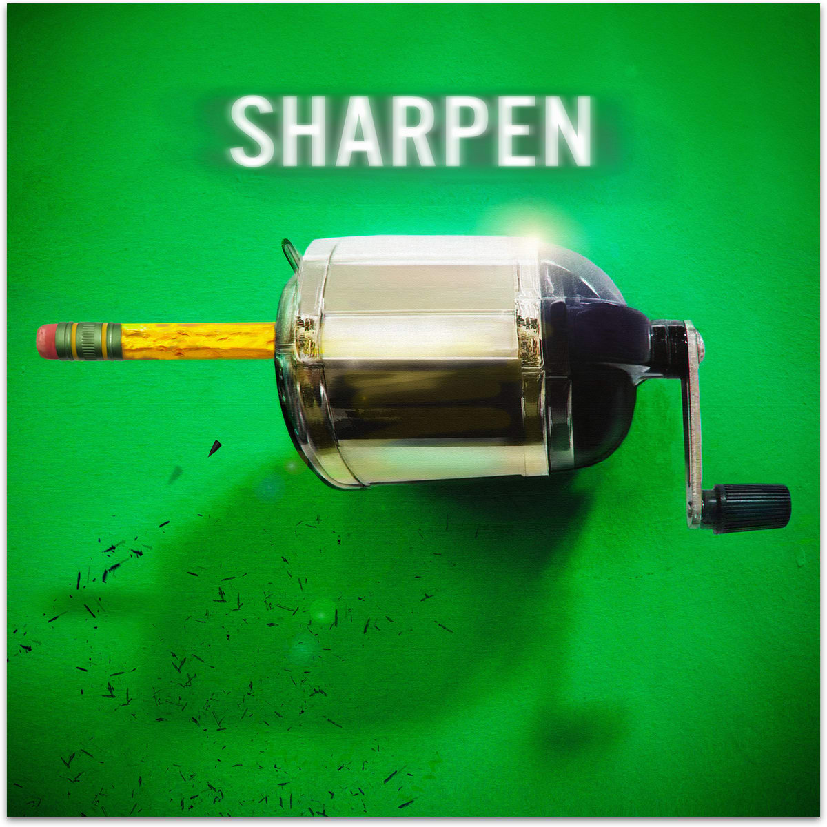 SHARPEN: ENHANCED PHOTOGRAPHY ON METAL by judith angerman