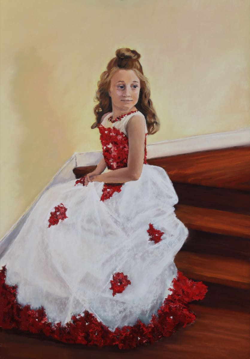 Father Daughter Dance by Renee Leopardi