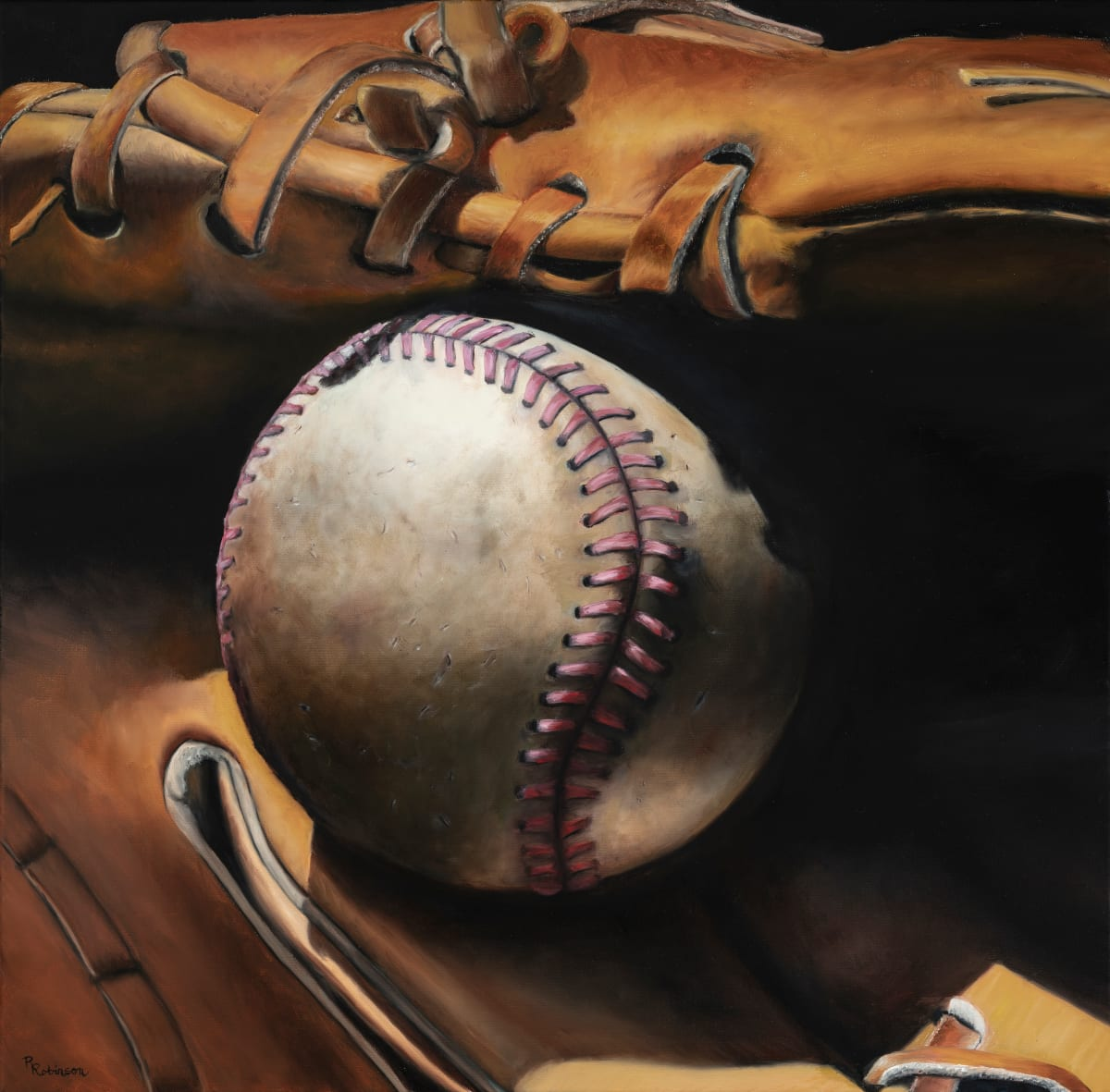 Circus Catch by Randy Robinson  Image: Circus Catch