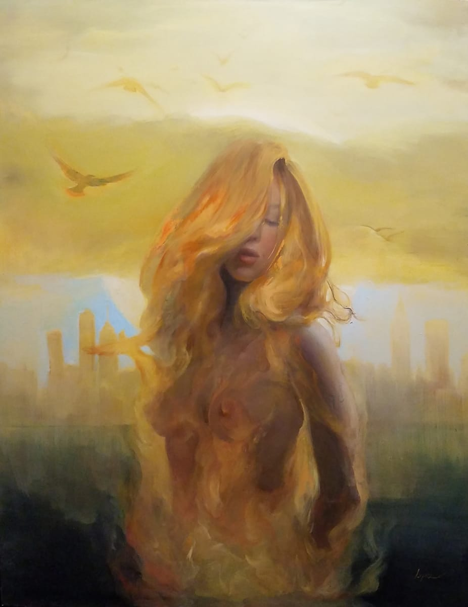 Free As A Bird by Leah Lopez