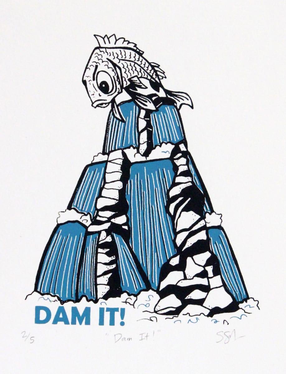 Dam It! by Samantha Snyder