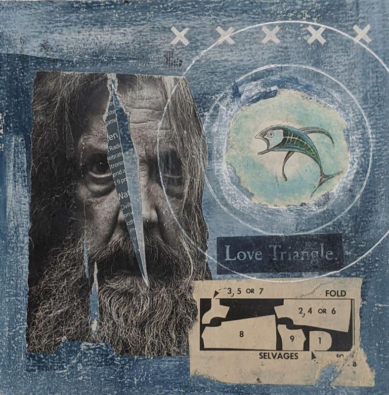 Love Triangle by Samantha Snyder