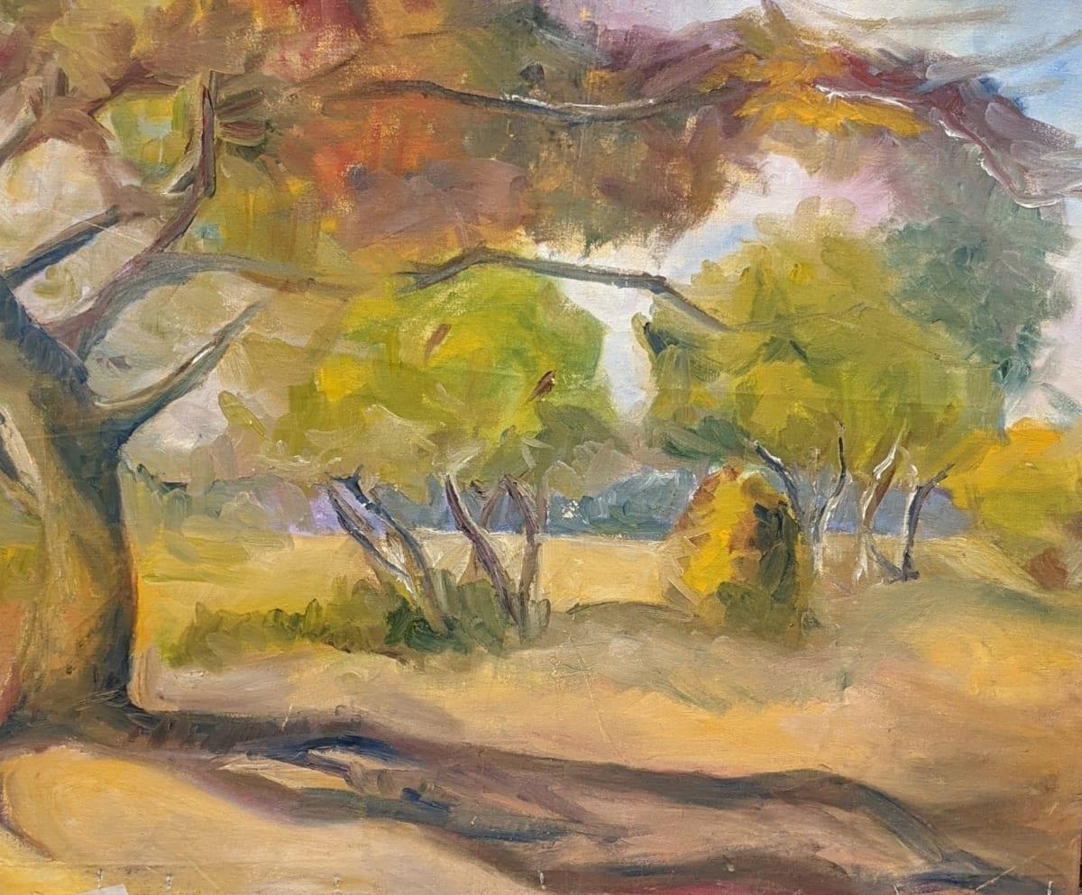 grassy knoll by Maria Kelebeev