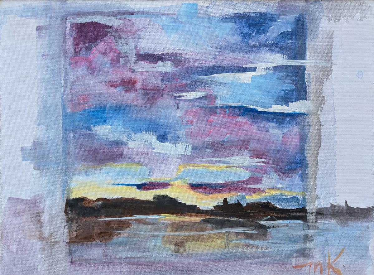 Horizon by Maria Kelebeev