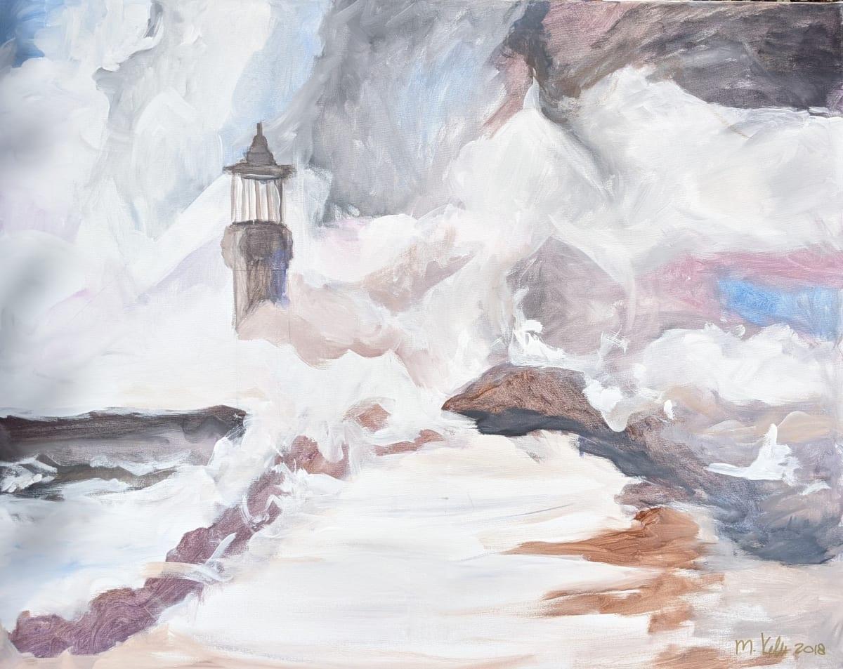 Storm by Maria Kelebeev