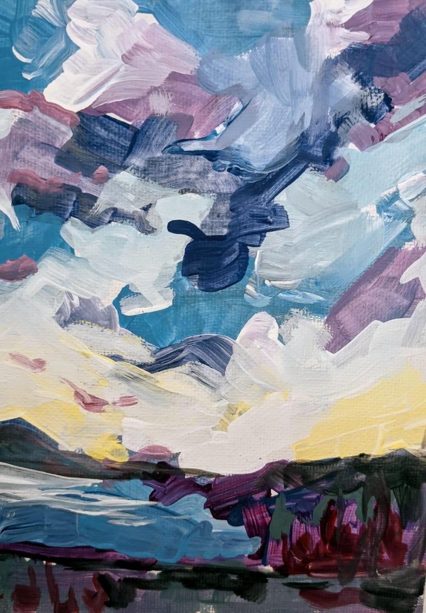Skyshow by Maria Kelebeev
