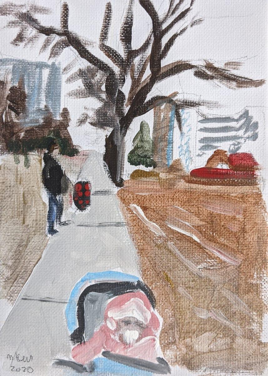 Bathurst and Steeles by Maria Kelebeev