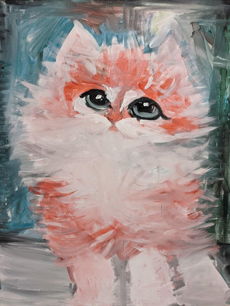 Pussy by Maria Kelebeev