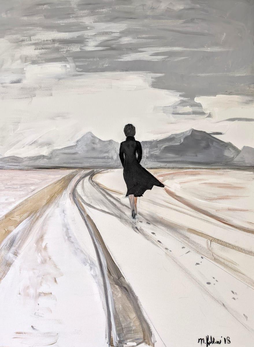 Walk Away by Maria Kelebeev