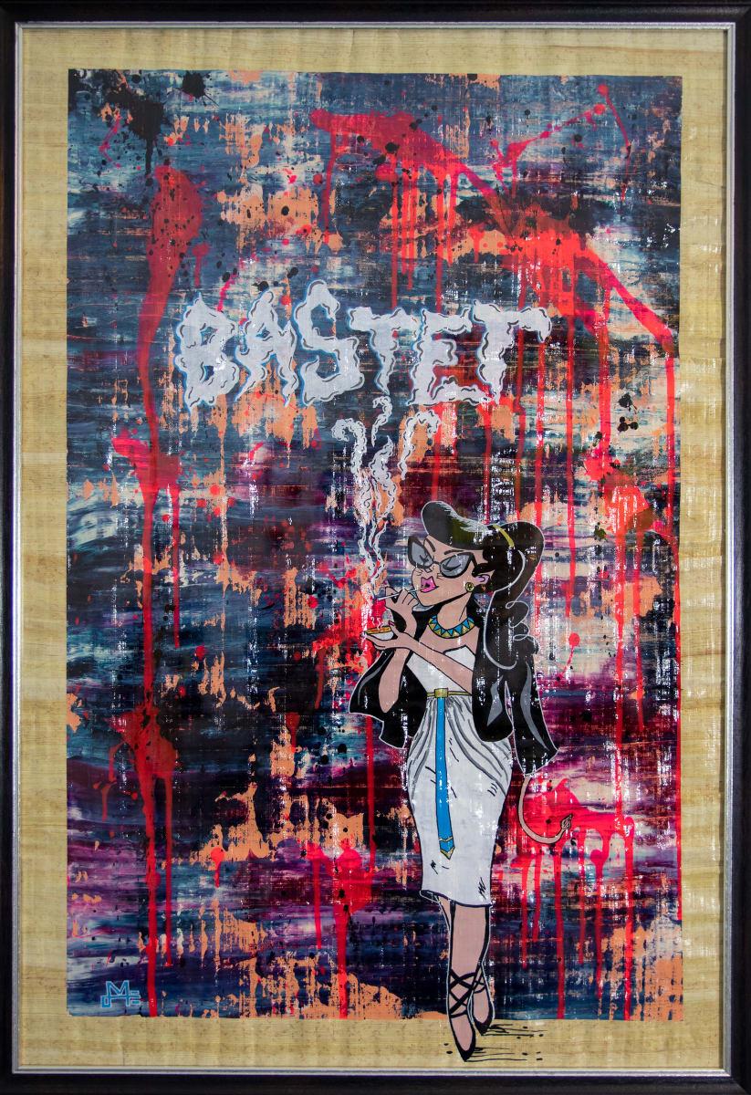 Bastet by Mohamed Essawy