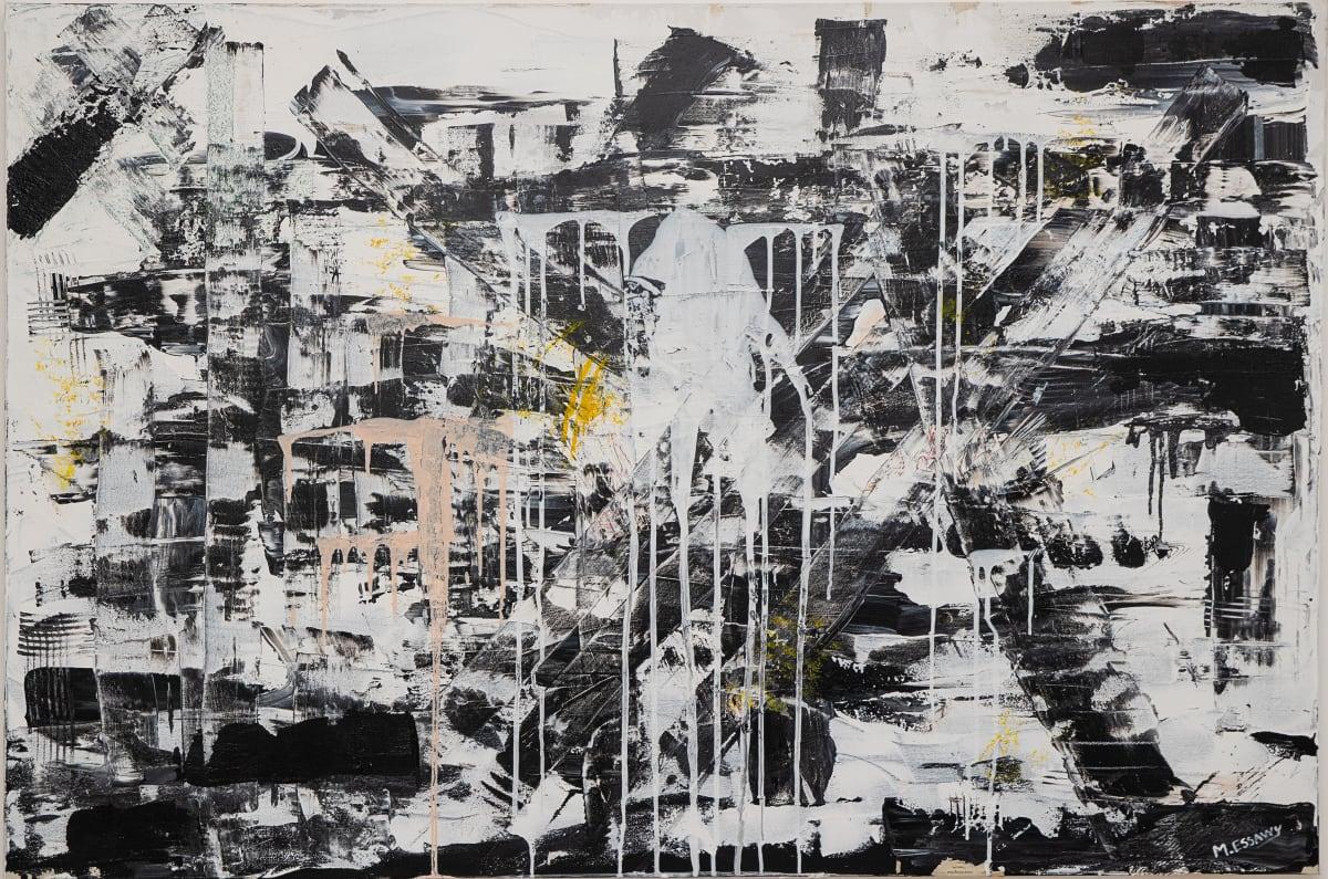 Nervous Patterns by Mohamed Essawy