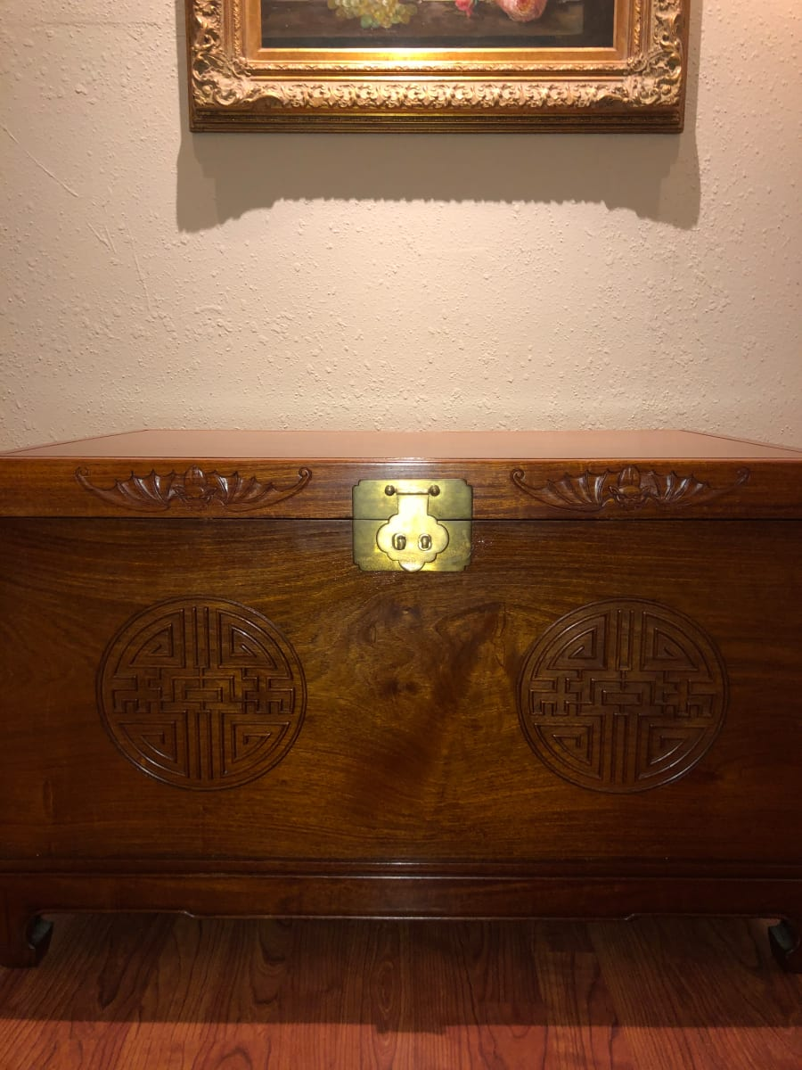 Chinese Wooden Box