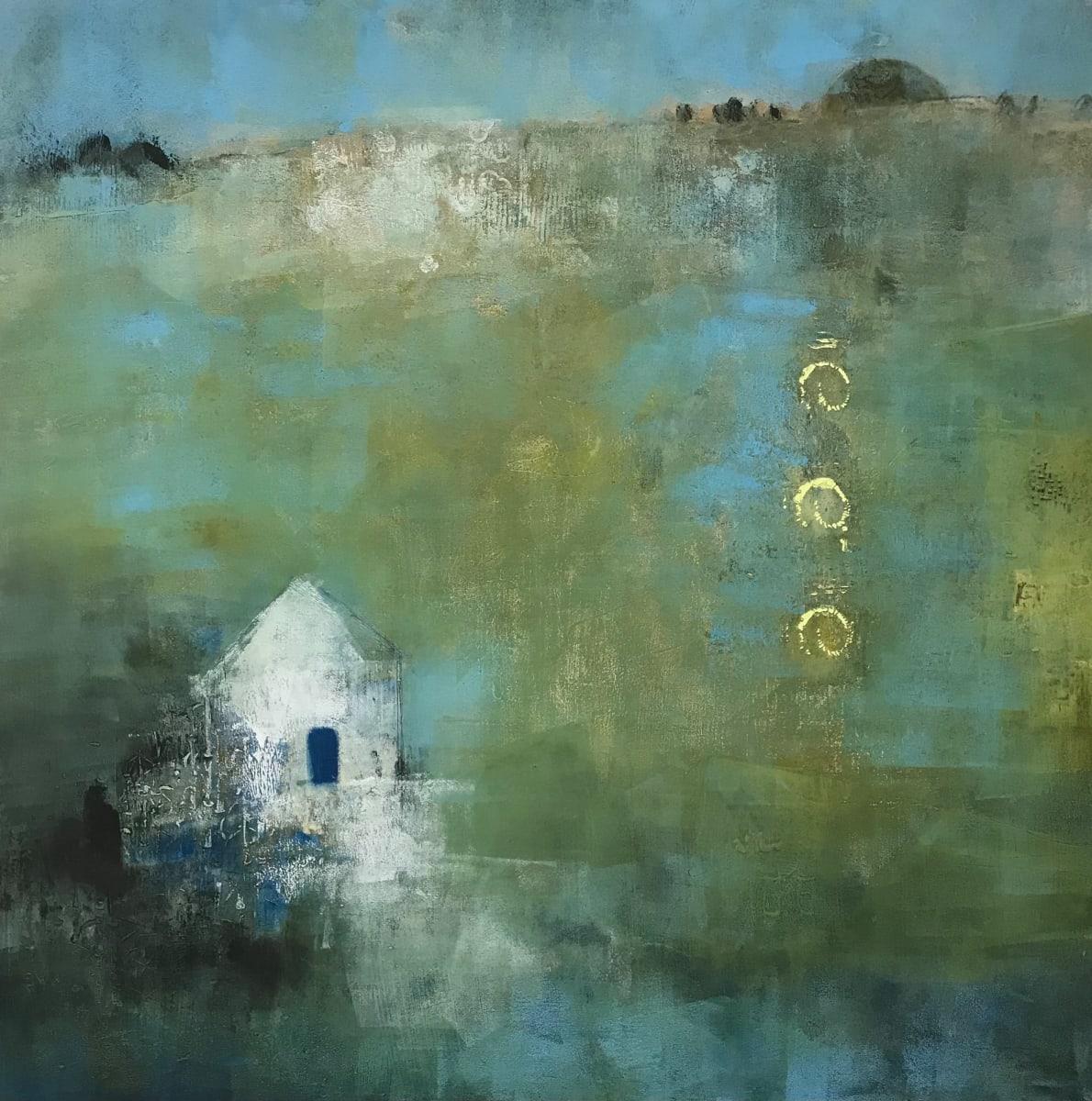 """""""Green Silence"""" by Helen DeRamus"""