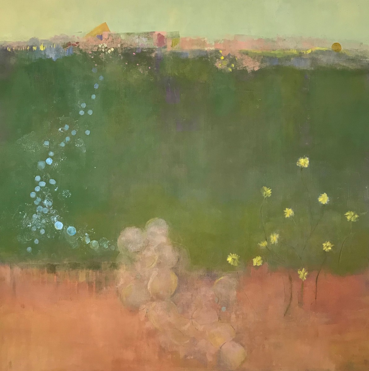 """An Early Harvest"" by Helen DeRamus"