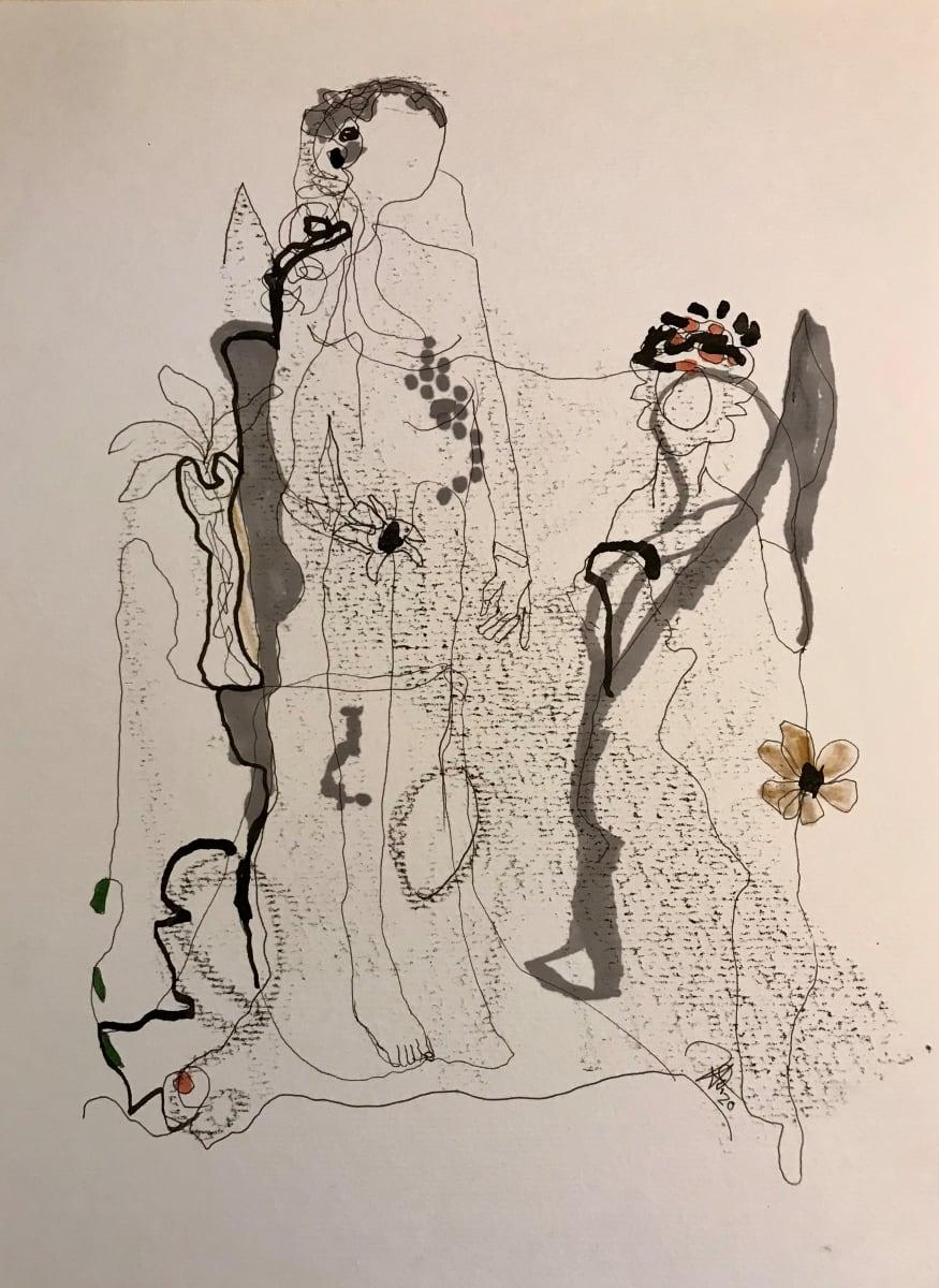 """""""Mystery Garden"""" by Helen DeRamus"""