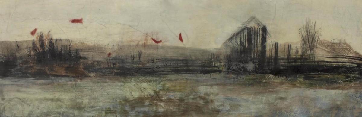 """""""Down River Road"""" by Helen DeRamus"""