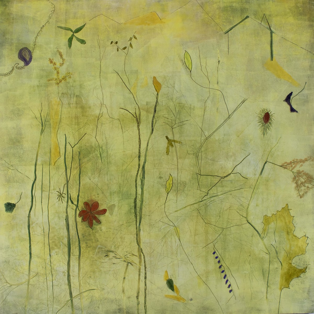 Gold Dust by Helen DeRamus