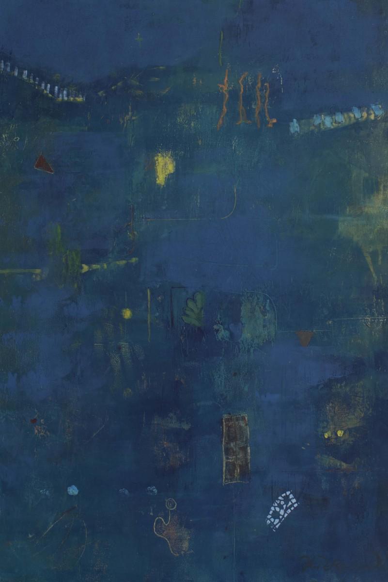Midnight on the Oasis by Helen DeRamus