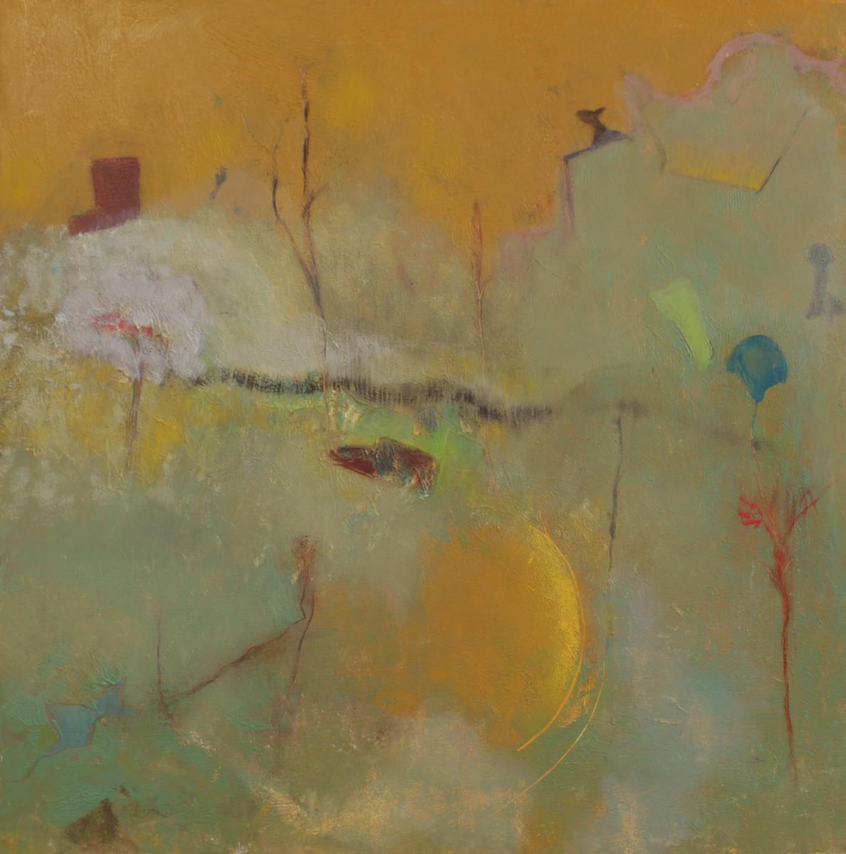 """""""Half Moon Hill"""" by Helen DeRamus"""