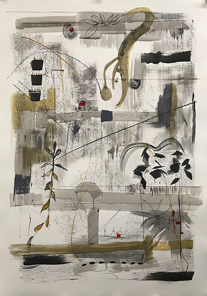 The Creature in the Air by Helen DeRamus