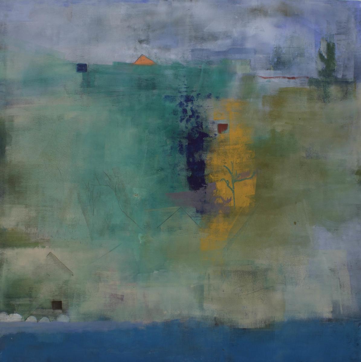 Nowhere and Everywhere by Helen DeRamus