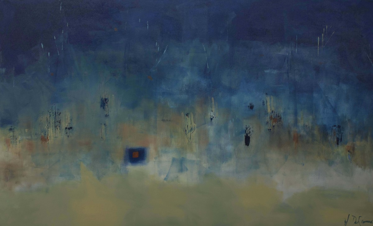 Once A Small Window by Helen DeRamus