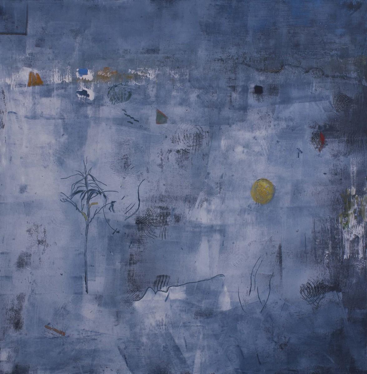 The Moon Sank in the Sea by Helen DeRamus