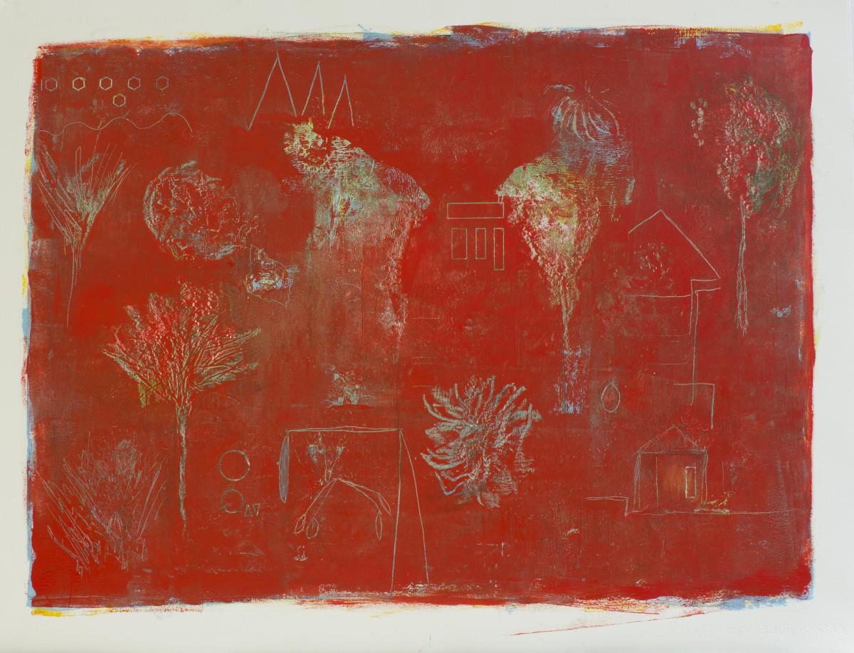 """""""The Wild Places by Helen DeRamus"""