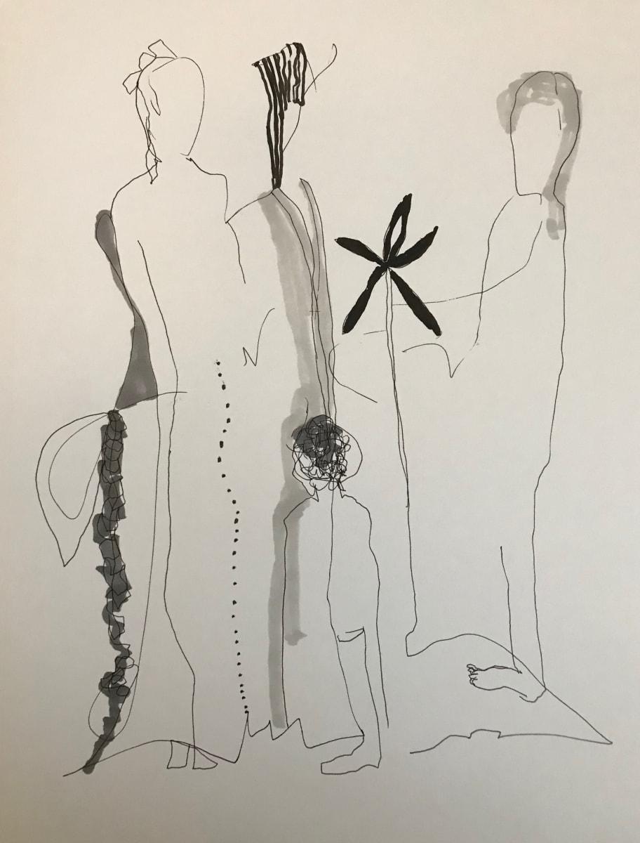 Three by Helen DeRamus