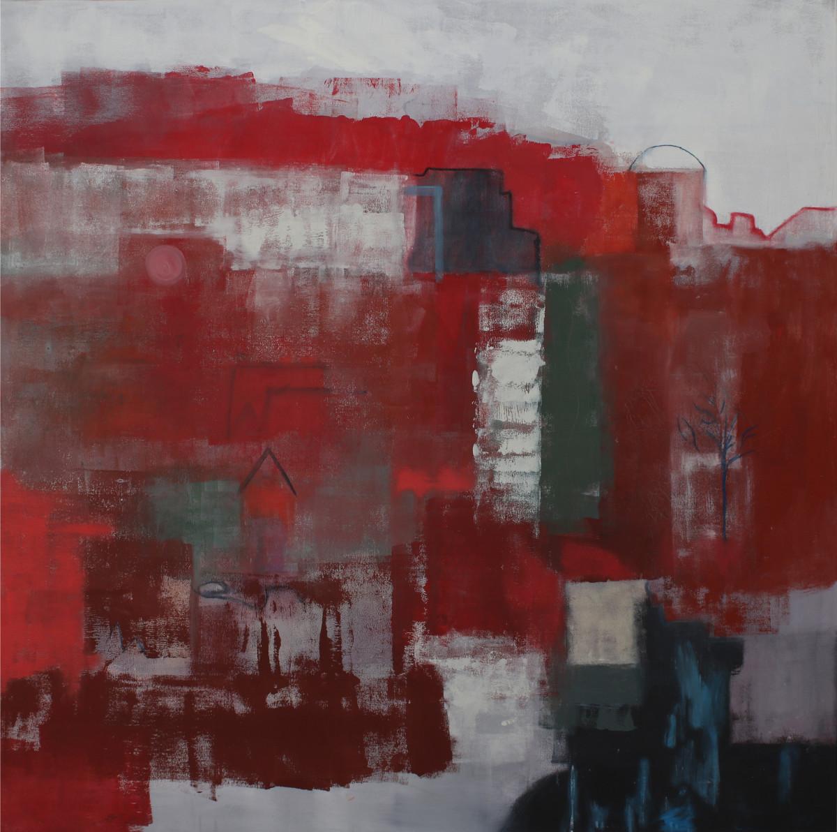 """""""Washington Square Park"""" by Helen DeRamus"""