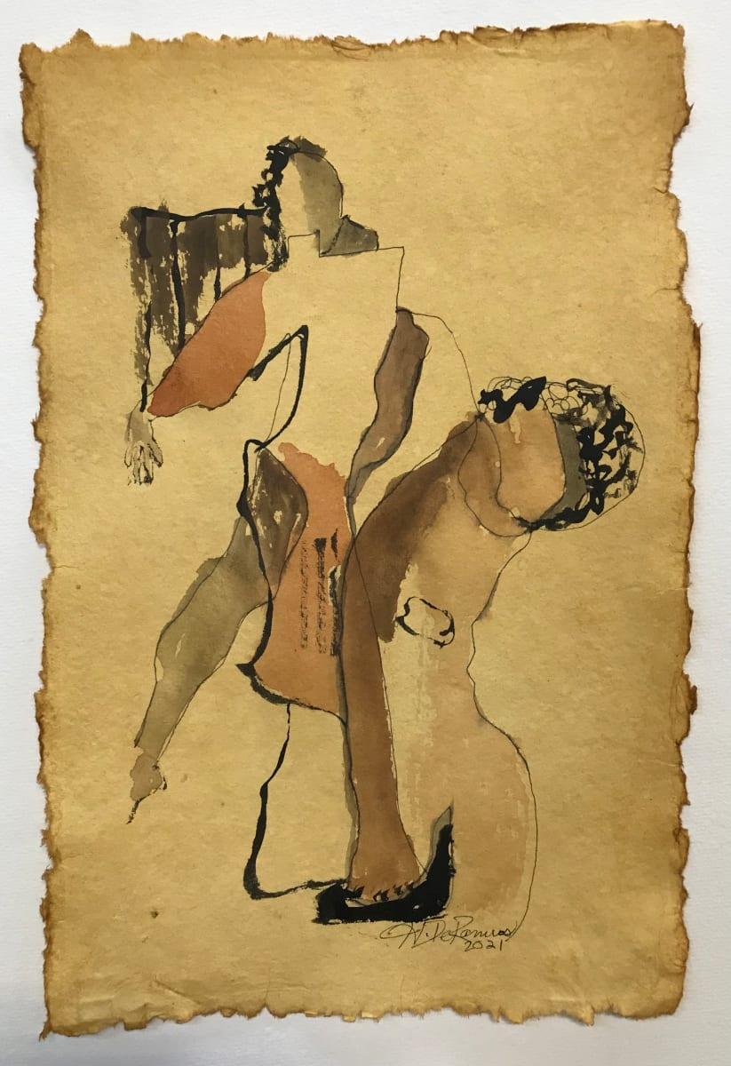 Slow Dance by Helen DeRamus