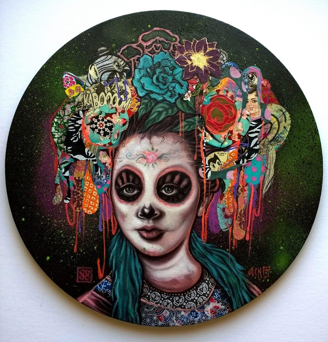 Maja by Angelica Contreras
