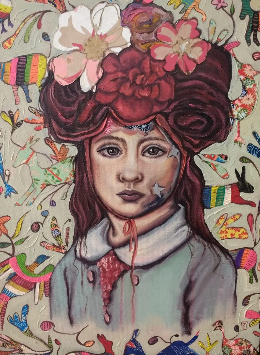 Nina by Angelica Contreras